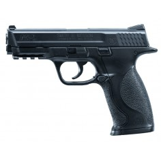 S&W mp military & police noir culasse metal BB CO2 4,5mm