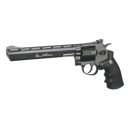 Dan Wesson noir 8'' GNB 3j CO2 4,5mm
