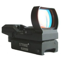 Lunette point rouge sytems pro 4 positions