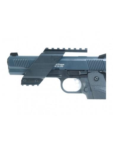 rail pistolet universel en metal
