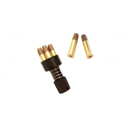 Douilles dan wesson X6 CO2 4,5 mm