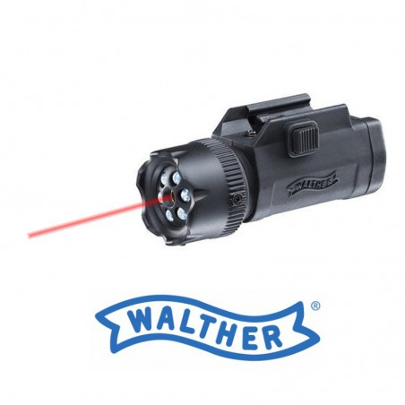 Lampe laser 6 leds class 2 walther