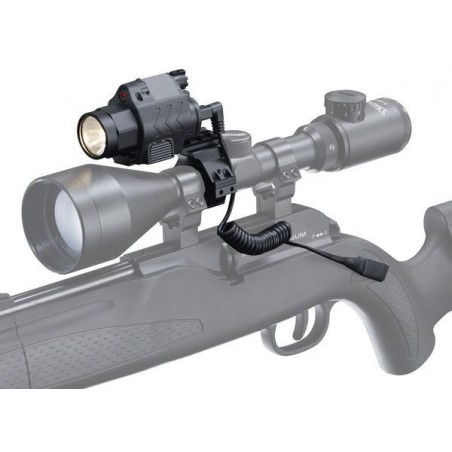 Laser et lampe xenon + montage nighthunter walther