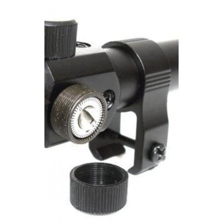 Lunette Mitron 4X20 avec montage 11 mm