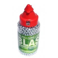 Billes Blaster acier 4,5mm x 1.500rd