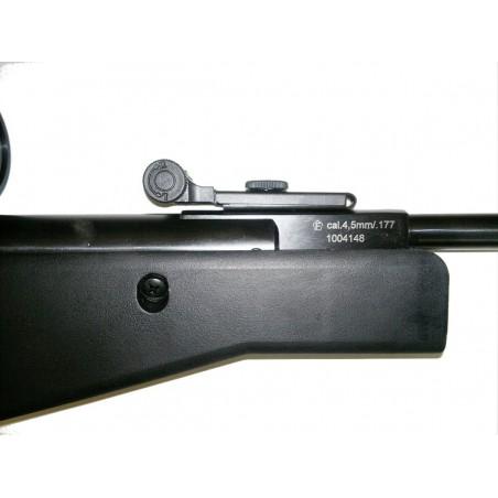 Mauser SR break barrel tactical version 4,5 plomb 7,5 J