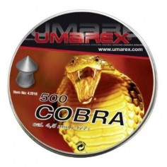 Plomb Cobra Umarex 4,5 mm 500 pieces