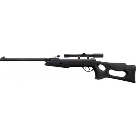 Pack carabine Gamo Delta Fox 4,5 mm plomb + lunette 4X20