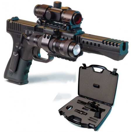 T4 OPS Recon Crosman pistol 4,5mm