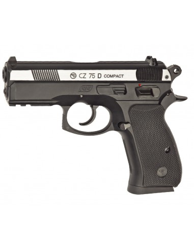 CZ75D Compact Dual tone CO2 GNB 4,5 mm