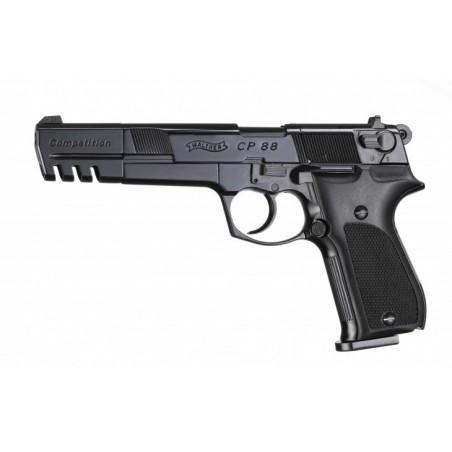 CP88 Walther Competition 4,5 mm plomb (livré en malette)