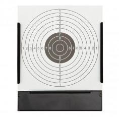 Porte cible métal flat pellet trap pour 4,5 mm 14X14 cm
