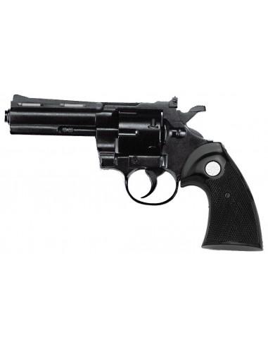 Revolver Python 357 cal 9 mm bronzé noir kimar