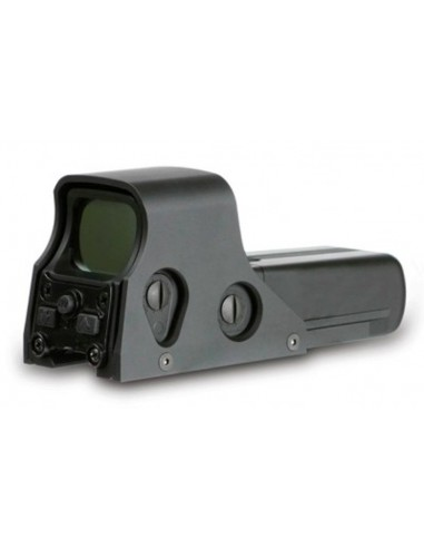 lunette point rouge et vert holosight advanced 552 montage de 21mm