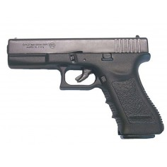 Glock 17 GAP automatique cal 9 mm bronzé noir Bruni