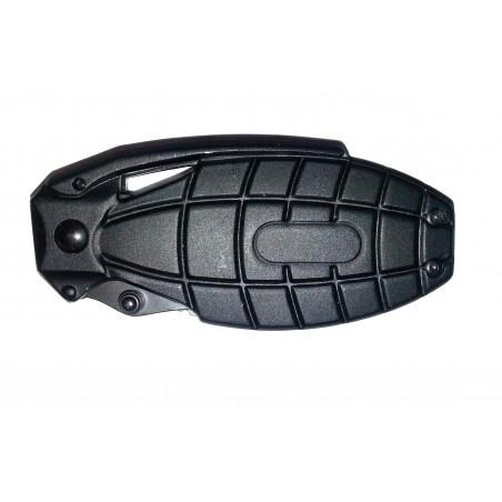 Couteau grenade avec clip de ceinture