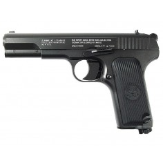 Tokarev full metal CTT Crosman GNB CO2 4,5 mm billes acier