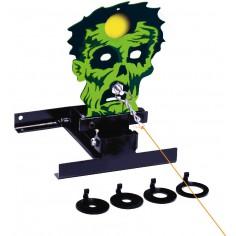 Cible Basculante Zombie Metal 4,5 mm