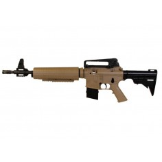 M4-177 Tactical Carbine Tan Air Rifle 4,5 mm