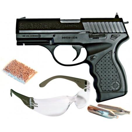 PRO 77 KIT Blowback Combo Crosman pistol 4,5mm