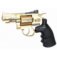Dan Wesson 2,5 '' Gold Custom Limited Edition