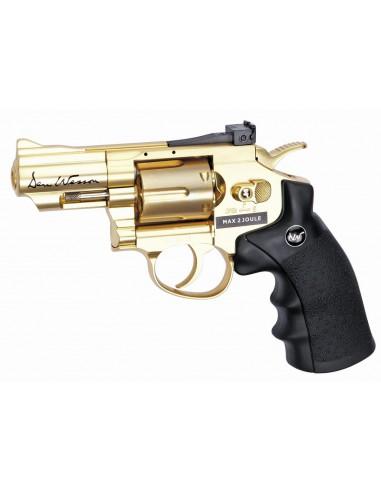 Dan Wesson 2,5 '' Gold Custom Limited Edition