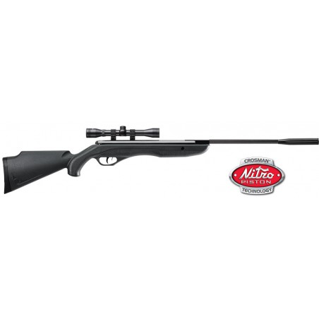 Carabine Crosman Fury Nitro Piston 4,5 mm plomb