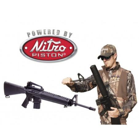 M16 Carbine MSR77 Nitro Piston 4,5 mm plomb 20 J