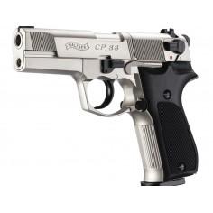 CP88 Walther Nickelé 4,5 mm plomb (livré en malette)
