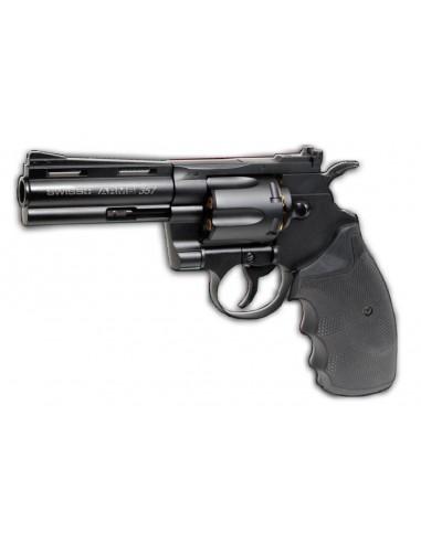 Python 357 Magnum Swiss Arms 4 Pouces GNB CO2 4,5mm