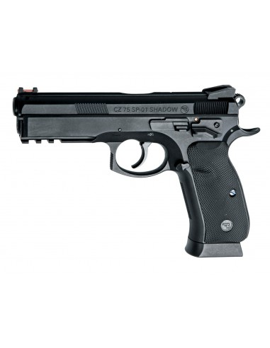 CZ 75 SP-01 Shadow GNB Fibre Optique 2,7j CO2 4,5mm