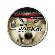Plomb Jackal Umarex 4,5 mm 500 pieces
