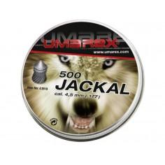 Plomb Jackal Umarex 4,5 mm 500 pieces