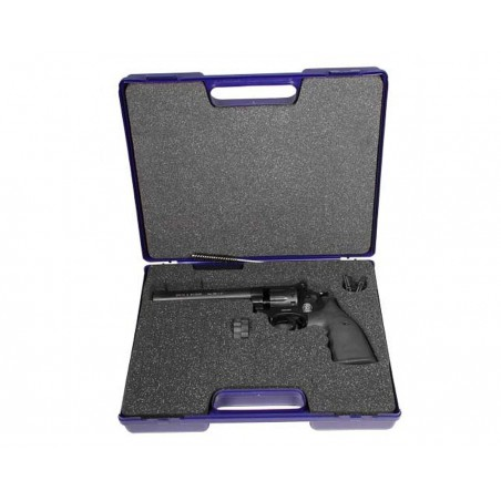 Smith & Wesson 586 Full Metal Competition 4,5 mm plomb (livré en malette)
