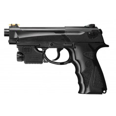 C31 Tactical Crosman pistol 4,5mm avec laser 4 Joules