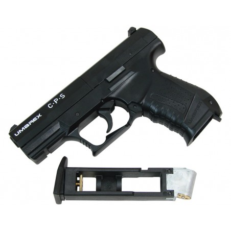 CPS Sport walther Umarex CO2 Metal 4,5 mm Plomb