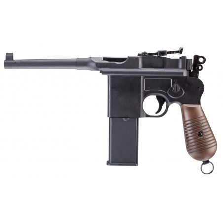Mauser C96 legend CO2 4,5 mm Umarex Blowback billes acier