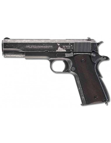 Colt Commemorative WWII full metal Blowback CO2 4,5mm