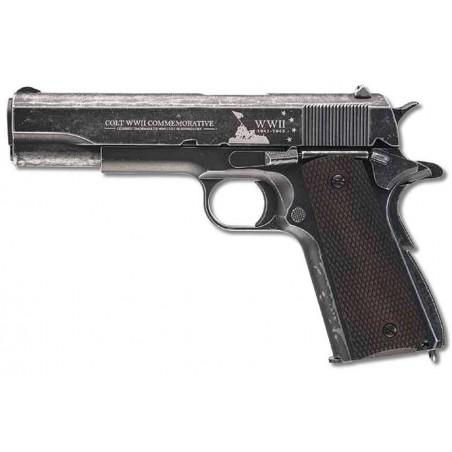 Colt Commemorative WWII full metal Blowback CO2 4,5mm