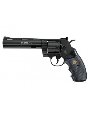 Colt Python 357 Magnum 6 Pouces Noir GNB CO2 4,5mm