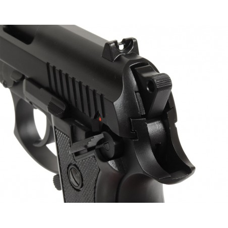 P 92 Swiss Arms Full Metal Blowback CO2 4,5mm