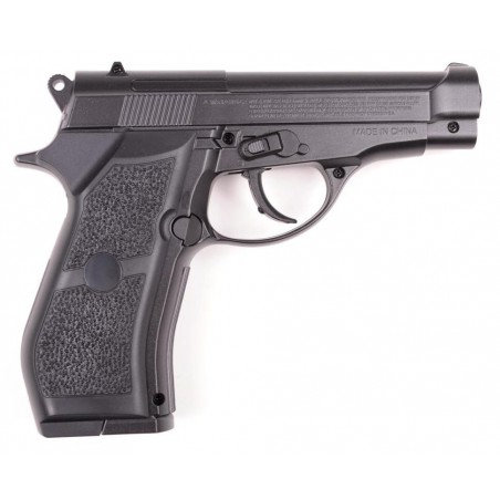 P84 Swiss Arms full metal semi auto CO2 4,5 mm billes acier
