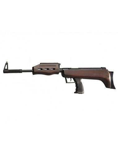 Carabine QB7 deluxe demontable 4,5 mm plomb