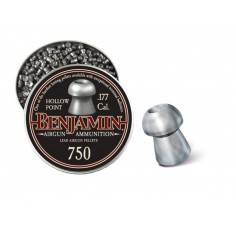 Plomb Benjamin Hollow Point 4,5 mm 750 pieces
