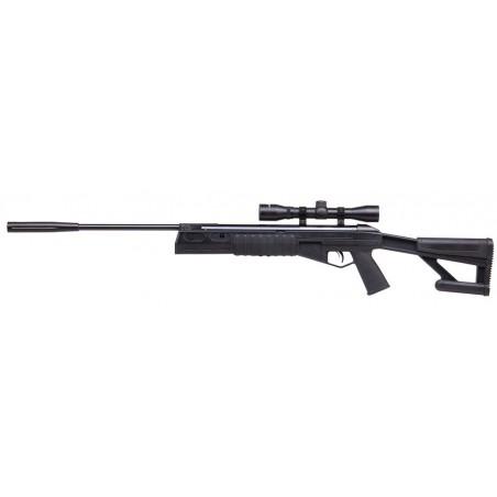 Carabine Crosman Fury II Blackout 4,5 mm plomb 20 J
