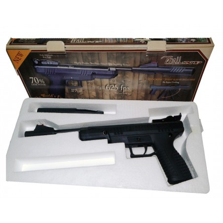 Pistolet Benjamin Trail Nitro Piston Crosman plomb 4,5 mm