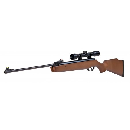 Carabine Crosman Vantage NP Scope 4X32 plomb 4,5 mm 20 J