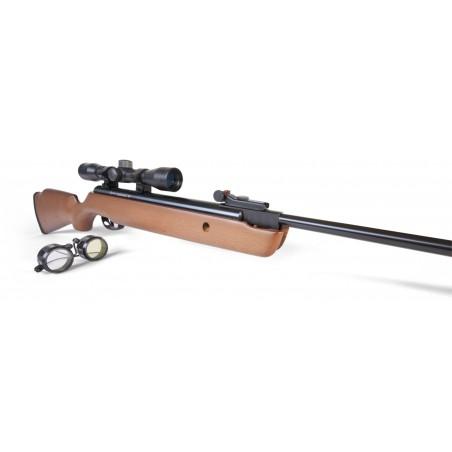 Carabine Crosman Vantage Scope 4X32 plomb 4,5 mm 20 J