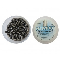Plomb Pointu NewBoy Heavy Weight 4,5 mm 150 pieces