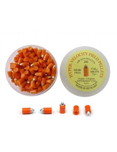 Plomb Stinger NewBoy Hyper Velocity 4,5 mm 200 pieces